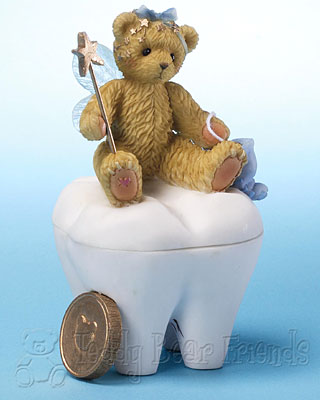 Cherished Teddies Tooth Fairy Box