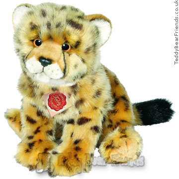 Teddy Hermann Toy Cheetah