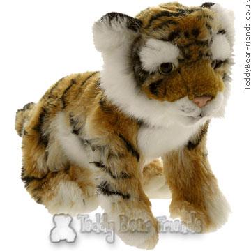 Teddy Hermann Toy Tiger