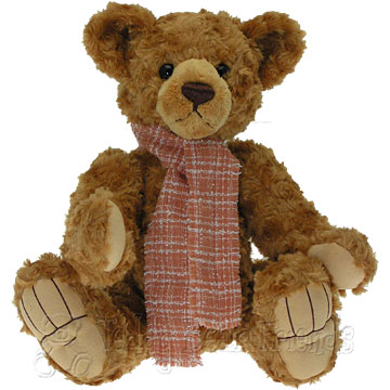Clemens Spieltiere Traditional Teddy Bear Lindsay