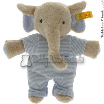 Steiff Baby Trampili Elephant Music Box