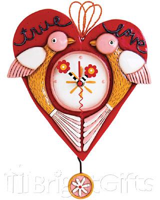 Allen Designs True Love Clock