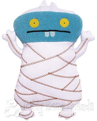 Gund Uglydoll Mummy Babo