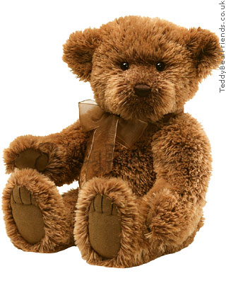 Gund Vache Brown Bear