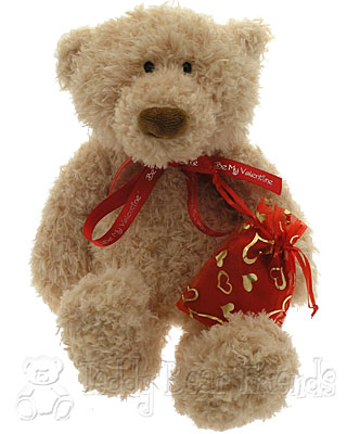 Teddy Bear Friends Exclusive Valentine Bear