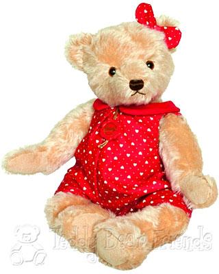 Teddy Hermann Valentine Teddy Bear Hanni