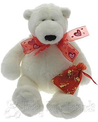 Teddy Bear Friends Exclusive Valentine Teddy Bear