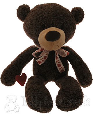 Teddy Bear Friends Exclusive Valentines Day Jumbo Teddy Bear