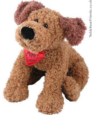 Gund Lovey Puppy Dog