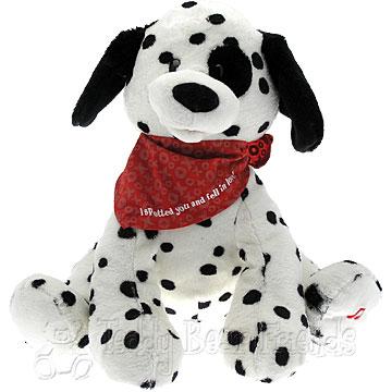 Gund Valentines Singing Puppy