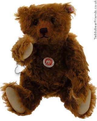 Steiff Vincent Teddy Bear