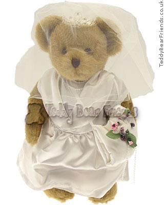 Character Bears Bride Bear