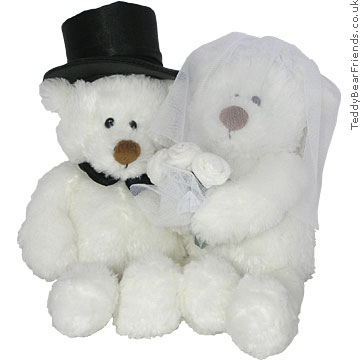 Gund Wedding Teddy Bears