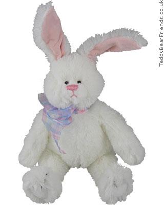 Gund Tappy White Rabbit