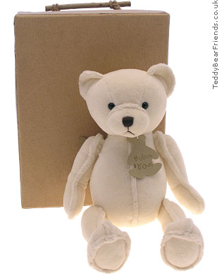 Histoire d'Ours White Seams Bear