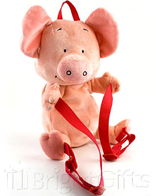 Rainbow Designs Wibbly Pig Backpack