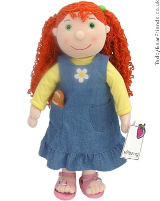 Wilberry Dolls Poppy Dolly