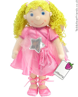 Wilberry Dolls Fairy Doll
