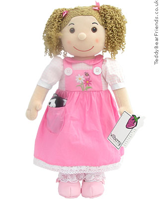 Wilberry Dolls Lottie Girls Doll