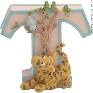 Pepperpot Winnie The Pooh Alphabet T