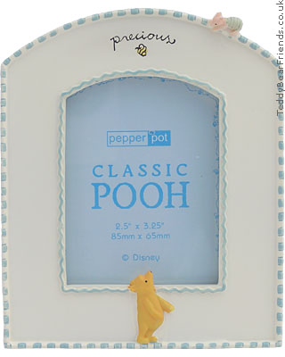 Pepperpot Winnie The Pooh Picture Frame