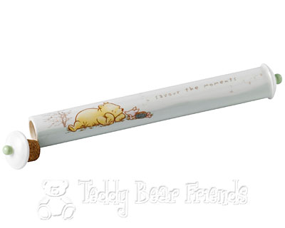 Border Fine Arts Winnie the Pooh Birth Certificate Holder