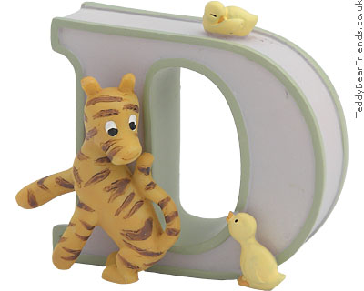 Pepperpot Winnie the Pooh Characters D