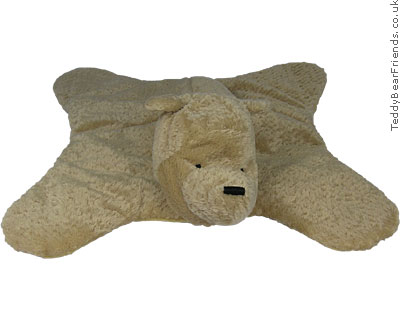 Gund Winnie the Pooh Comfy Cozy Baby Blanket