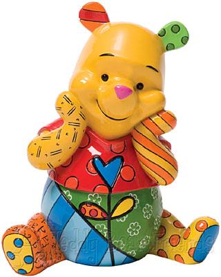 Disney Britto Winnie The Pooh Figurine