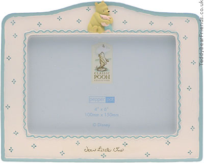 Pepperpot Winnie the Pooh Frame