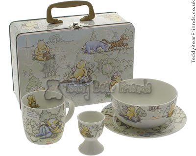 Churchill Winnie The Pooh Gift Set