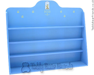 Border Fine Arts Winnie the Pooh Letters Display Case