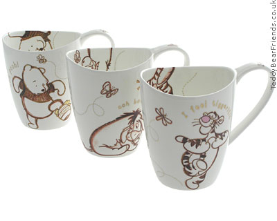 Churchill Winnie The Pooh Mug Set