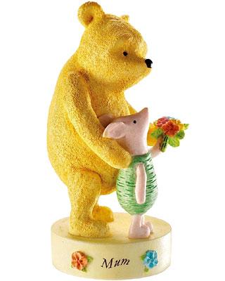 Border Fine Arts Winnie The Pooh New Mum