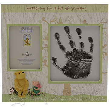 Border Fine Arts Winnie The Pooh Photo And Impression Frame