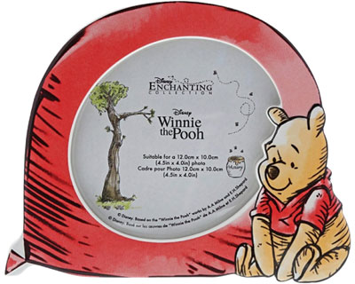 Disney Enchanting Collection Winnie The Pooh Photo Frame
