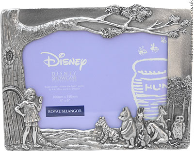 Royal Selangor Winnie The Pooh Photo Frame