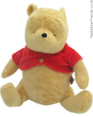82a04ebb8bee Baby Winnie the Pooh Red Jacket. Golden Bear Toys