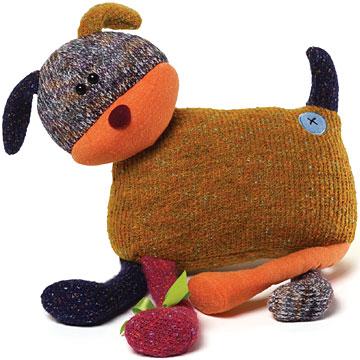 Gund Woollock Dog