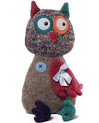 Gund Woollock Owl