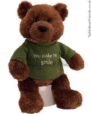 Gund You Make Me Smile Bear