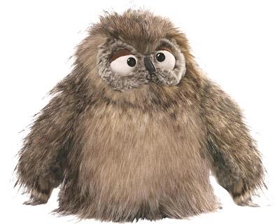 Gund Ziva Owl Toy